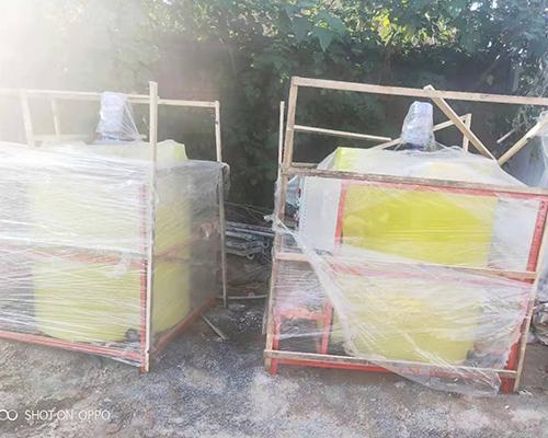 西安某学校地埋式一体化污水处理