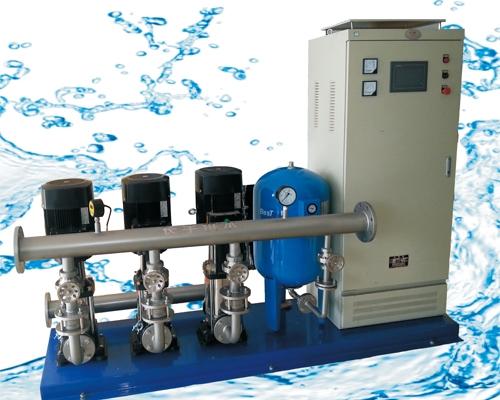 新疆变频供水设备