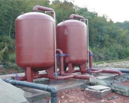 除铁除锰过滤器设备